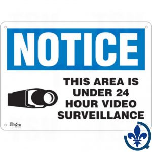 Enseigne-«24-Hour-Surveillance»-SGL435
