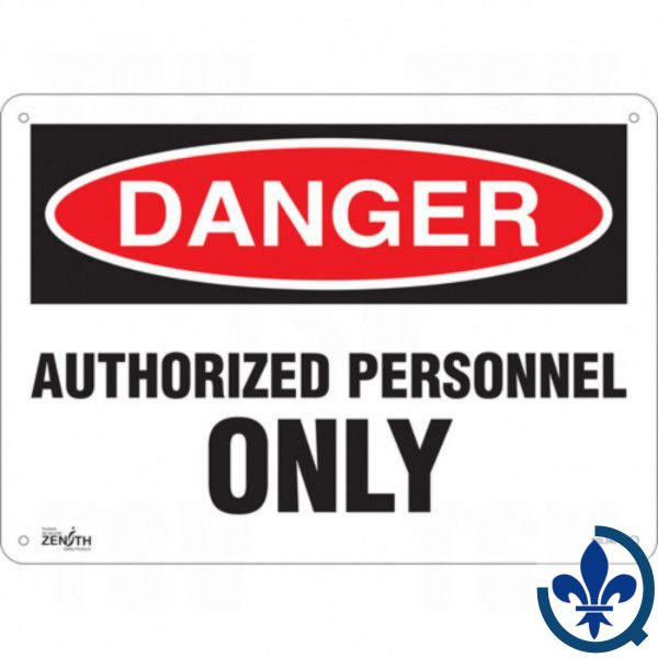 Enseigne-«Authorized-Personnel-Only»-SGL340