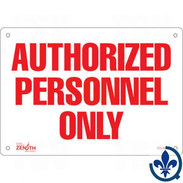 Enseigne-«Authorized-Personnel-Only»-SGL361