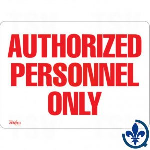 Enseigne-«Authorized-Personnel-Only»-SGL362