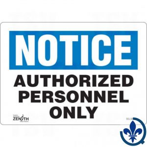Enseigne-«Authorized-Personnel-Only»-SGL389