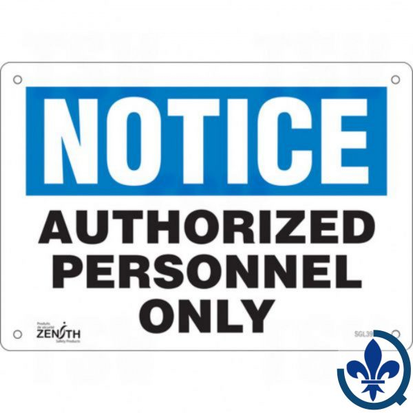 Enseigne-«Authorized-Personnel-Only»-SGL391
