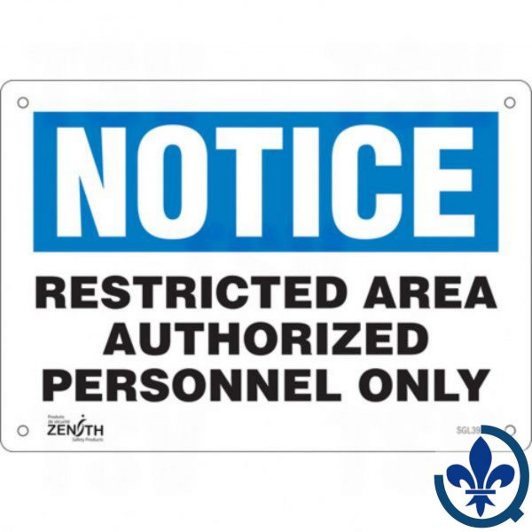 Enseigne-«Authorized-Personnel-Only»-SGL397