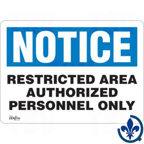 Enseigne-«Authorized-Personnel-Only»-SGL398