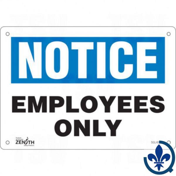 Enseigne-«Employees-Only»-SGL402