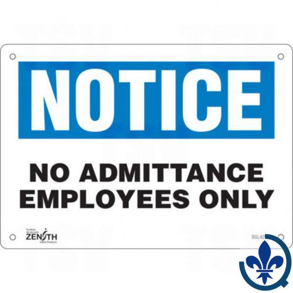 Enseigne-«Employees-Only»-SGL421