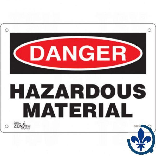 Enseigne-«Hazardous-Material»-SGL553