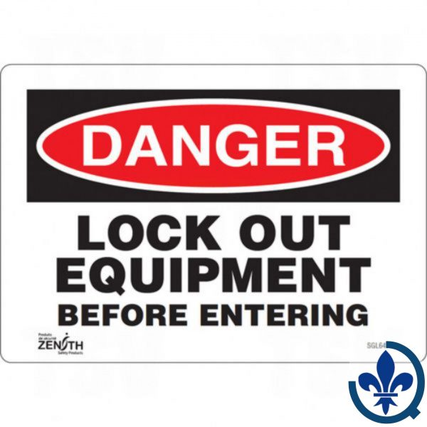 Enseigne-«Lock-Out-Equipment-Before-Entering»-SGL647