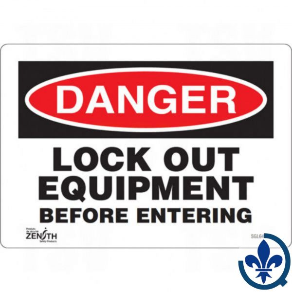 Enseigne-«Lock-Out-Equipment-Before-Entering»-SGL649