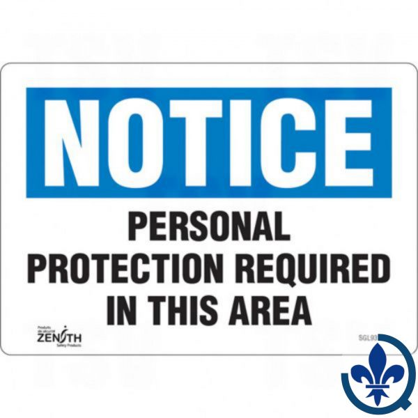 Enseigne-«Personal-Protection-Required»-SGL931