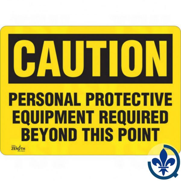 Enseigne-«Personal-Protective-Equipment-Required»-SGL922