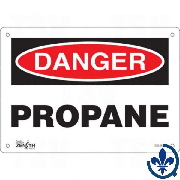 Enseigne-«Propane»-SGL564