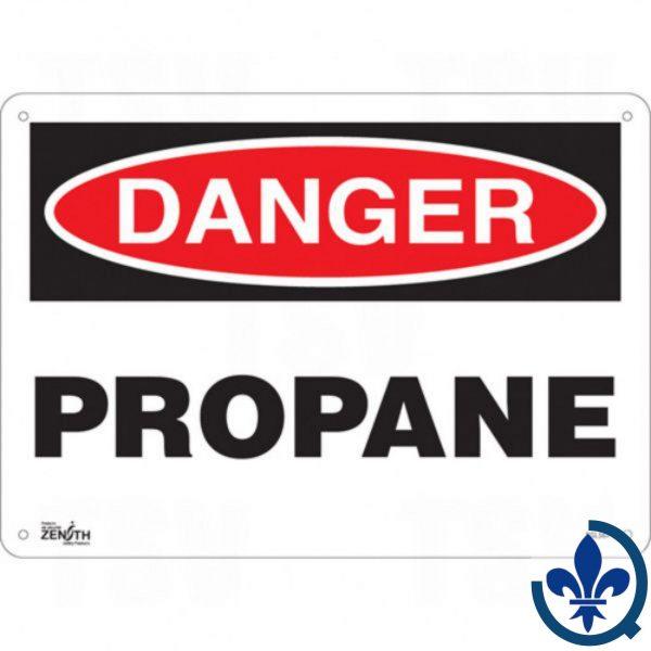 Enseigne-«Propane»-SGL567