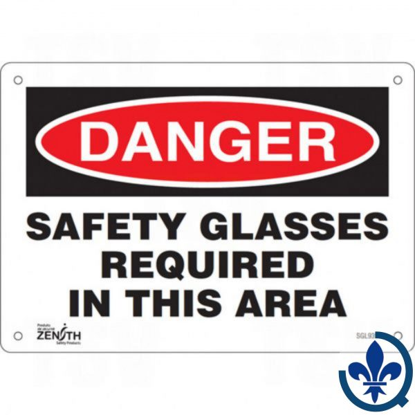 Enseigne-«Safety-Glasses-Required»-SGL939