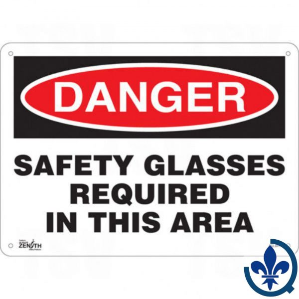 Enseigne-«Safety-Glasses-Required»-SGL941
